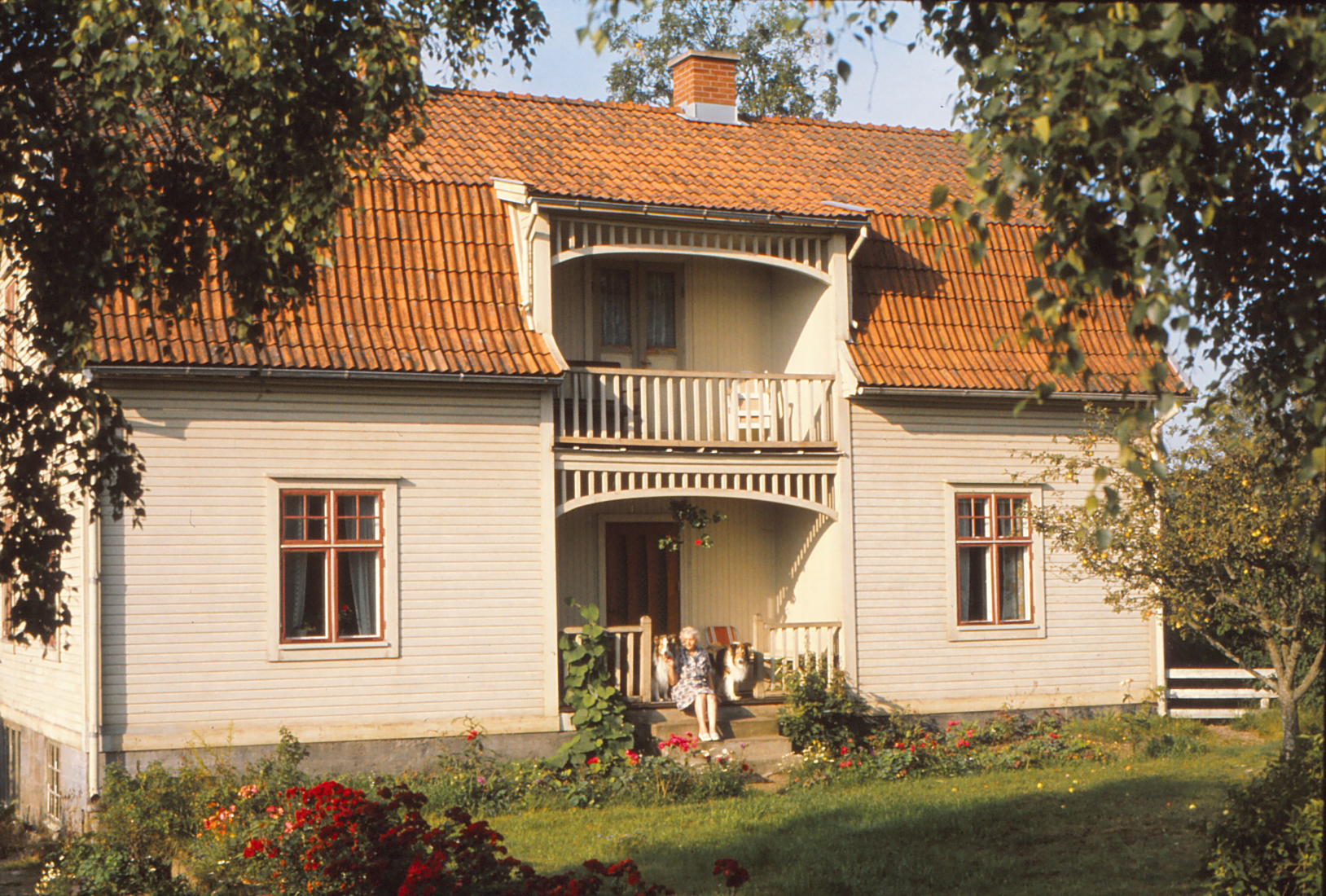 Skomakarens hus på Dalvägen 1