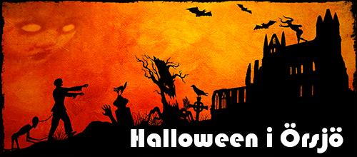 Örsjö Anordnar Halloween